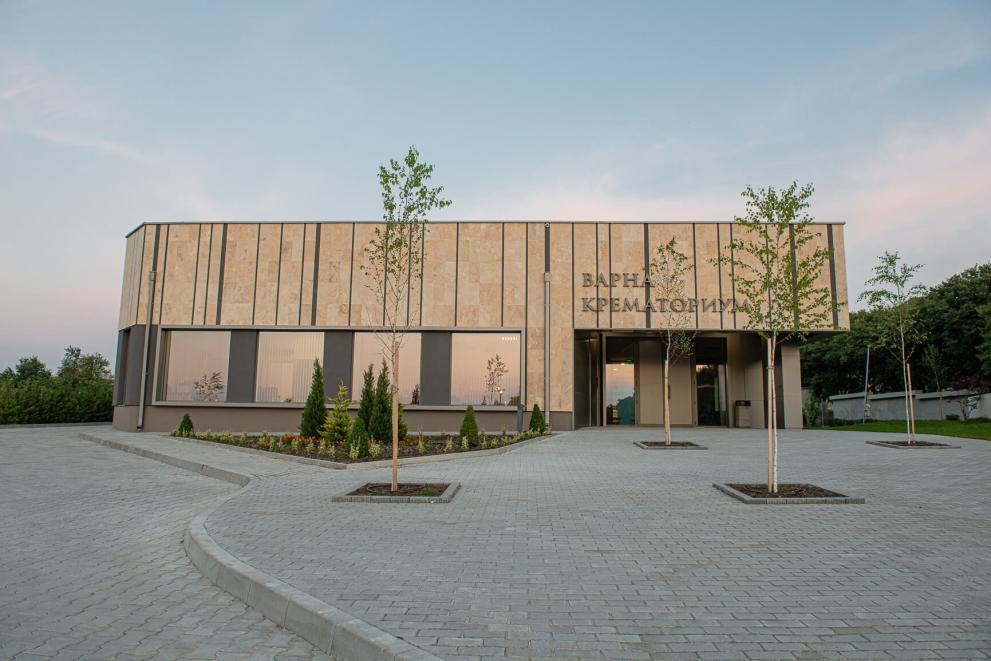 Варна крематориум